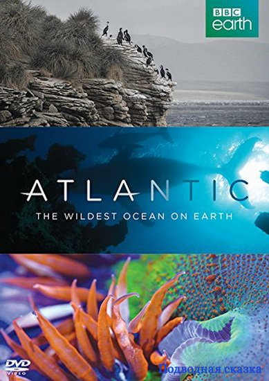 Атлантика. Самый необузданный океан на Земле / Atlantic. The Wildest Ocean on Earth (1 серия из 3) (2015) ОНЛАЙН